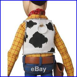 Ultimate Woody TOY STORY non-scale figure doll mascot Medicom Japan NEW F/S