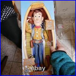 Us Disney Official Toy Story Woody Talkg Figure Toys