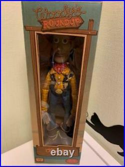 Vintage Disney Pixar Toy Story Young Epoch Roundup Woody Jessie Set Doll 9