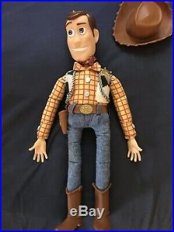 Vintage Original 1995 Toy Story Poseable Pullstring ...