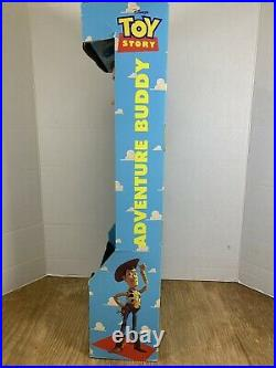 Vintage Toy Story Adventure Buddy 20Woody Doll By Thinkway Toys NEW IN BOX