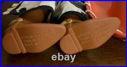 Vintage Toy Story Talking Woody Jessie Pull String Doll Bullseye ThinkWay W Hats