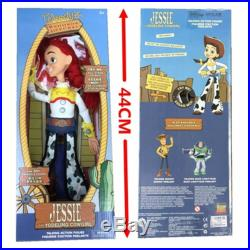 WOODY Toy Story 3 Pull String JESSIE 15 Talking Action Figure Doll Kids Toys