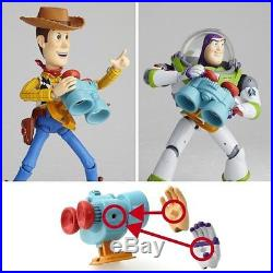 Walt Disney Toy Story Woody Revoltech Figure Japan Doll Toy Japanese Hobby