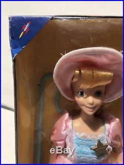 Woody & Little Bo Peep Toy Story 2 Doll Gift Set 1999 New Sealed Box NRFB Nice