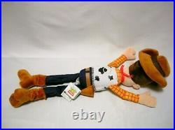 Woody Plush Toy Story Oversized Jumbo Big Approximately 68 Disney With Paper Tag