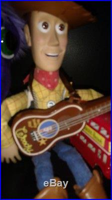 Woody Toy Story doll ORIGINAL Vintage