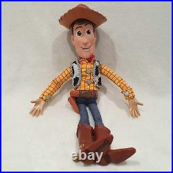Woody from Toy Story Interactive 16 Pull String Talking Doll christm