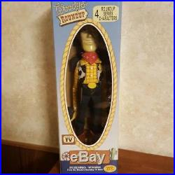 Young Epoch Toy Story Roundup Woody Figure Doll Life size replica Vintage Rare