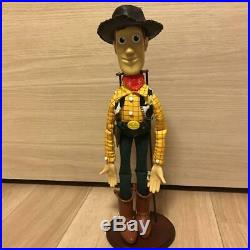 Young Epoch Toy Story Woody Roundup Doll Figure Used Japan